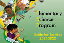 ESP Guide for Services 2021-22 Cover graphic
